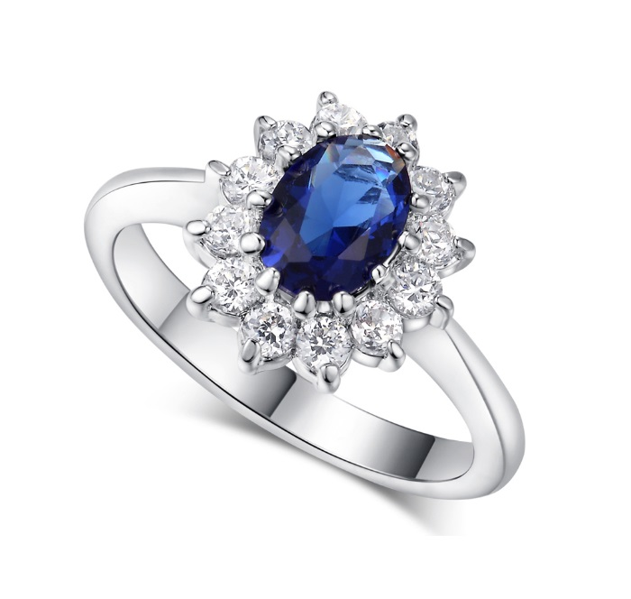 princess kate lady diana inspired 2 5ct sapphire ring mr007r rojaai princess kate lady diana inspired 2 5ct sapphire ring mr007r